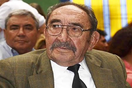 Muere exprefecto de Tarija Oscar 'Motete' Zamora, político histórico