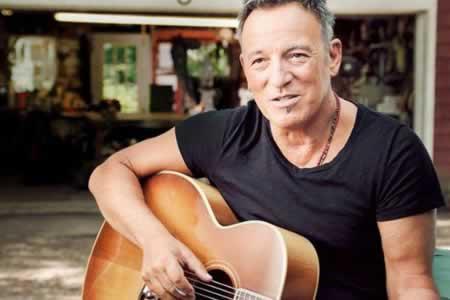 Descubren las raíces irlandesas de Bruce Springsteen