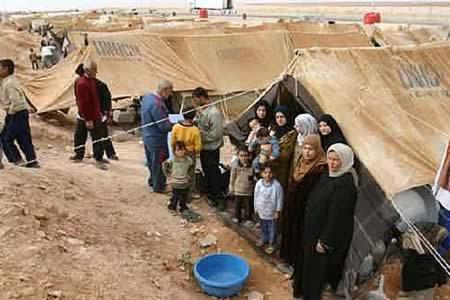 UNRWA solicita fondos para refugiados palestinos afectados por guerra siria