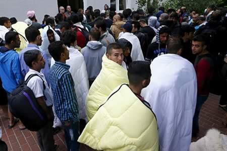 Alemania reitera urgencia de resolver peticiones de asilo pendientes