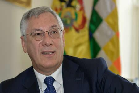 Rodríguez: Decisión final sobre la demanda marítima sería tomada entre 4 y 6 meses después del juicio oral