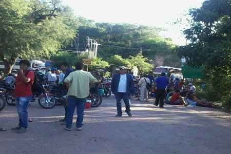 Villa Montes anuncia paro con bloqueo de ruta internacional