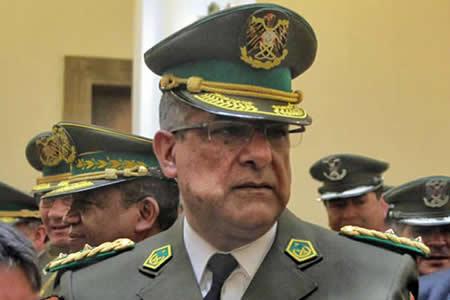 Comando anuncia juicio contra la dirigente de las esposas de policías