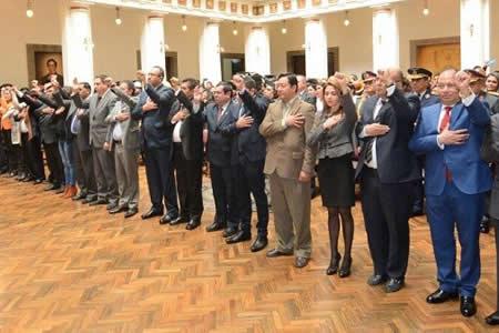 En Asamblea masistas sugieren 'golpe de timón' y cambios en el Gabinete