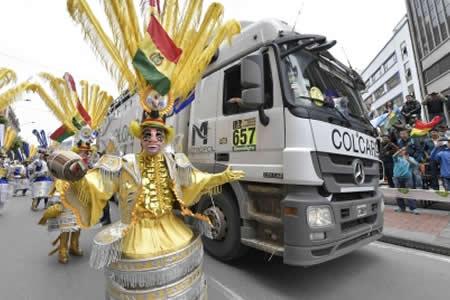 Ministra de Culturas entregará resultados de la promoción turística de Bolivia en el Dakar 2018