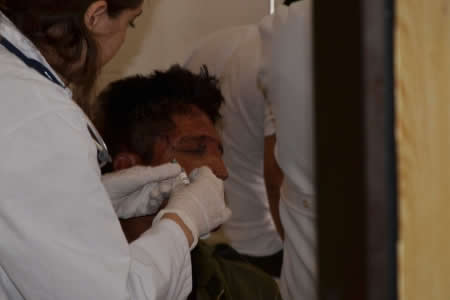 Gobierno elabora un decreto para cubrir gastos de recuperación de heridos en explosiones en Oruro