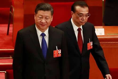 China reelige primer ministro y da el nuevo poder supervisor a Yang Xiaodu