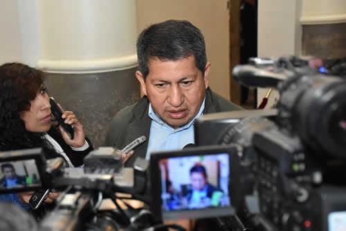 Ministro de Hidrocarburos calcula que nuevo estudio sobre Incahuasi estará listo en 35 días