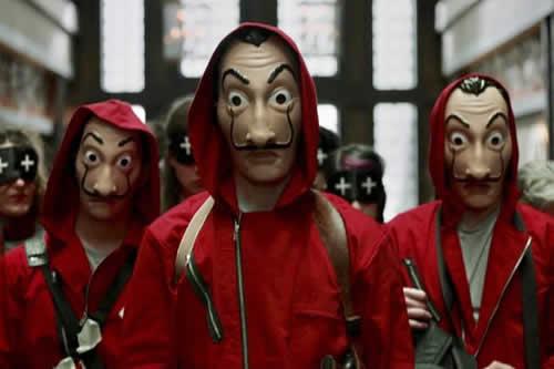 """Netflix anuncia nueva temporada de """"La casa de papel"""" y seis nuevas series"""