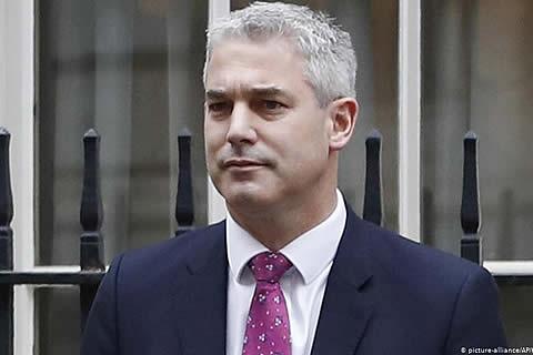 Londres firma orden para desligarse de la legislación europea
