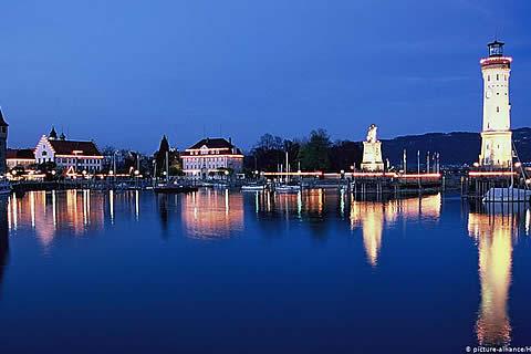 Las religiones del mundo se citan en Lindau
