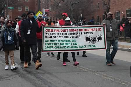 Los afroamericanos hacen balance del legado de Obama