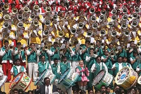 XVI Festival de Bandas en Oruro presentará a solistas en instrumentos de bronce