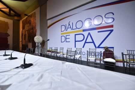 Ecuador ratifica voluntad de acoger diálogo entre Gobierno de Colombia y ELN