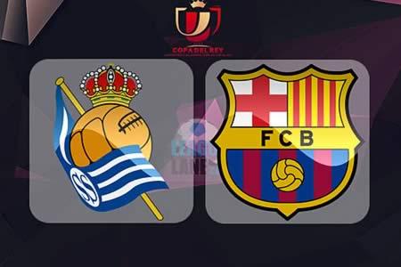 La Real Sociedad no elimina al Barça en Copa desde hace 37 años