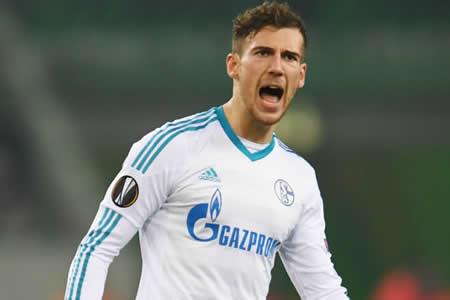 El Bayern Múnich ficha a Goretzka para la próxima temporada