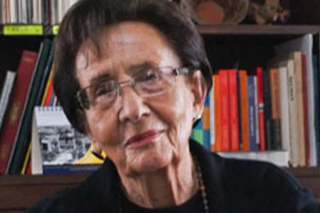 Falleció a los 91 años Teresa Gisbert, madre de Carlos Mesa