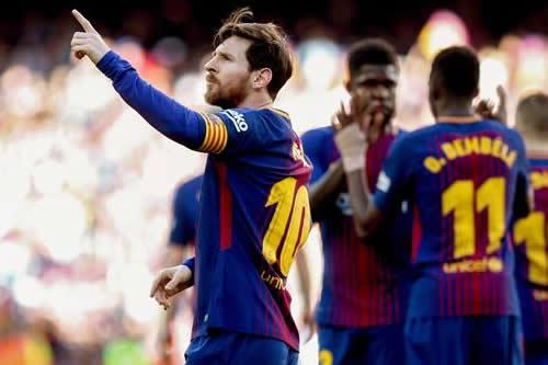 El Barcelona da jaque... ¿mate? a LaLiga