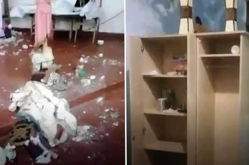 Iglesia denuncia profanación de la capilla de Palmasola