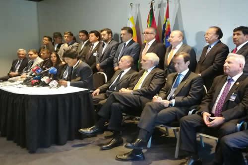Evo Morales: Confiamos en un fallo de la Corte que permita cerrar heridas en la región