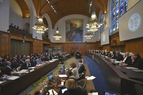 """Chile dice que Bolivia ha hecho una """"tergiversación histórica"""" ante la CIJ"""