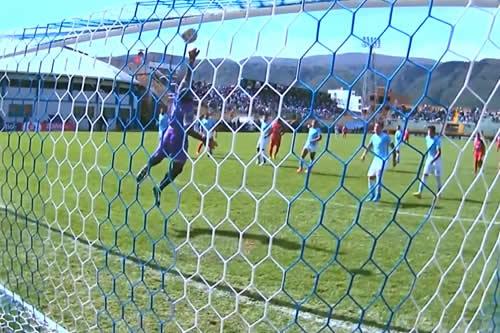 Aurora y Royal Pari igualaron sin goles en Cochabamba