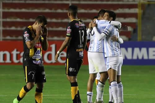 Atlético Tucumán logra primer triunfo en Libertadores ante The Strongest