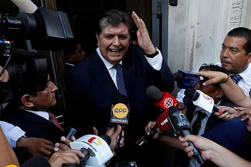 Morales destaca posición favorable a la causa marítima de Alán García