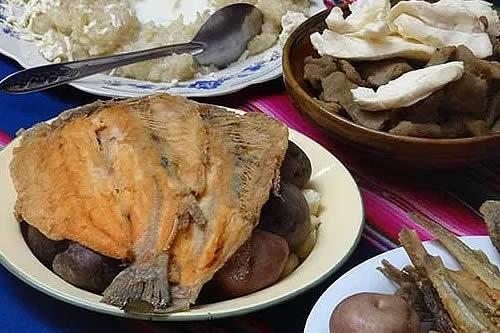 Población de Trinidad tiene dos alternativas para degustar de abundante pescado: Roca