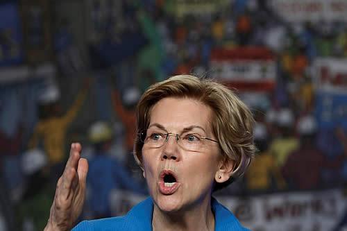 Candidata presidencial demócrata propone que el Congreso inicie un proceso de 'impeachment' contra Trump