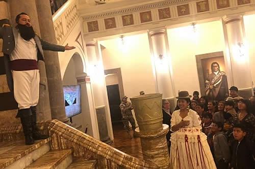 Noche Cultural del Patrimonio recibió 38.300 visitantes