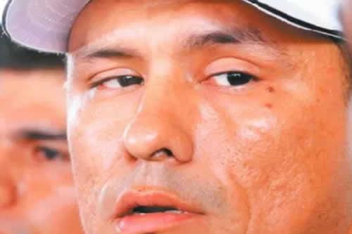 Chonchocoro: asesinan con 20 puñaladas al peligroso reo Oti