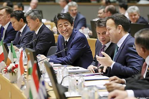 UE y Asia defienden el multilateralismo en cumbre ASEM