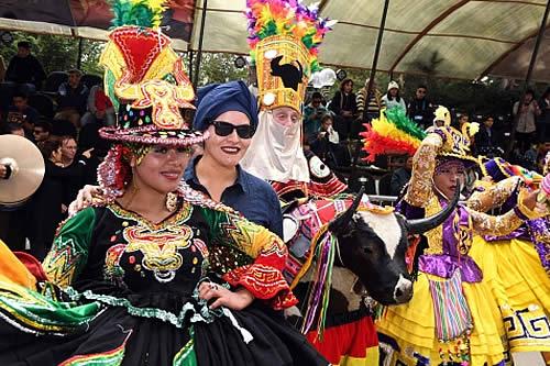 Ministerio de Culturas inicia registro de artistas bolivianos en el exterior