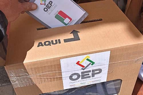 TSE convoca a inéditas elecciones primarias y publica el calendario electoral