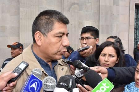 Huanacuni: en fase oral de demanda marítima se reflejará precisión de argumentos jurídicos