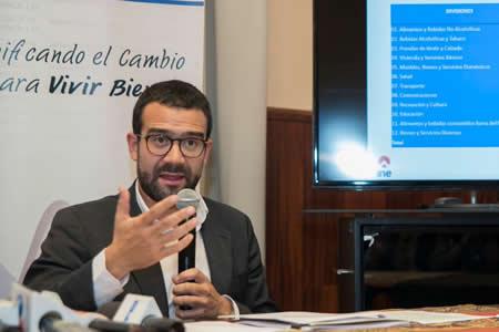 INE anuncia cambio de año base para el cálculo del PIB