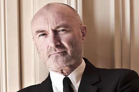 Cantante Phil Collins es retenido en el aeropuerto de Río de Janeiro