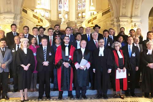 Bolivia acaba primera fase de alegatos y Morales ratifica oferta de diálogo a Chile