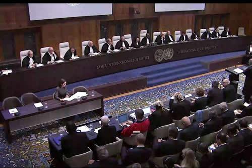 Arce dice que está vigente la obligación de Chile de negociar