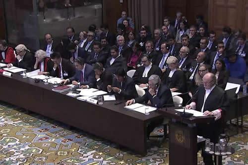 Morales: Bolivia demostró con claridad y contundencia la obligación de Chile de negociar