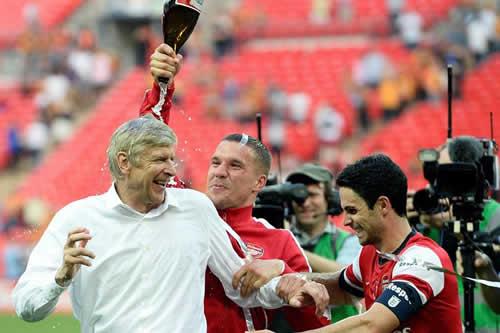 """Arsene Wenger, del """"Boring, Boring Arsenal"""" a """"Los invencibles"""""""
