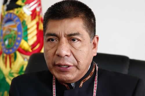 Unasur: Canciller de Bolivia confirma recepción de carta y apela al diálogo