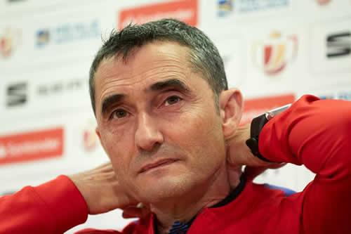 """Valverde: """"Ganar en el Barça es una obligación"""""""