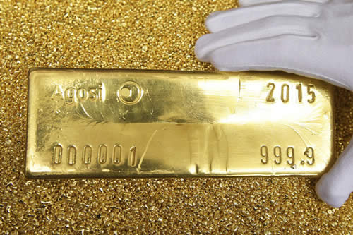 Analista vaticina una subida del precio del oro en el corto plazo