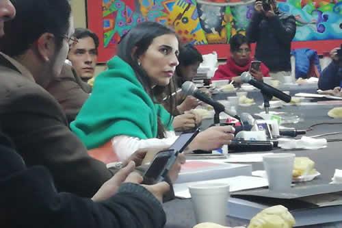 Legislativo implementa sistema digital para el debate de proyectos de ley