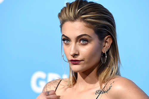 "Paris Jackson interpretará a una cantante en la película ""The Space Between"""