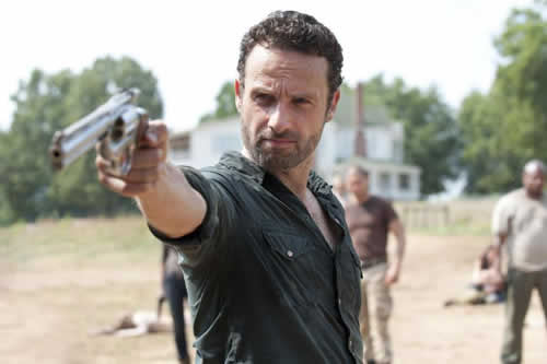 "Andrew Lincoln confirma su adiós a ""The Walking Dead"""