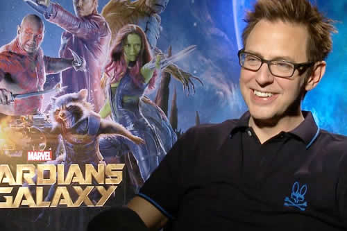 "Disney despide a James Gunn como director de ""Guardians of the Galaxy Vol. 3"""