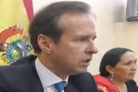 Quiroga insta a votar nulo en las elecciones judiciales